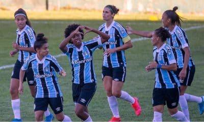 Grêmio e Botafogo- Brasileiro Feminino