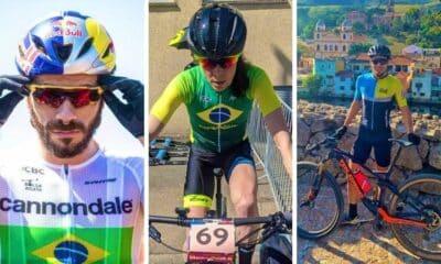 A Confederação Brasileira de Ciclismo (CBC) convocou Henrique Avancini, Jaqueline Mourão e Luiz Cocuzzi para disputar o mountain bike em Tóquio