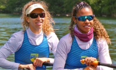 Pré-Olímpico de Remo - Gabriel Campos e Willian Giaretton - Isabelle Falck e Vanessa Cozzi - Emanuel Borges e Evaldo Becker - Tóquio-2020