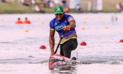 Isaquias Queiroz - Copa do Mundo de canoagem velocidade
