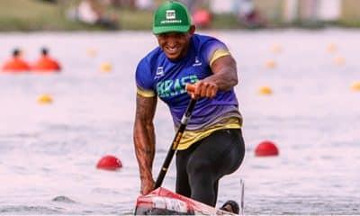Copa do Mundo de canoagem - Isaquias Queiroz