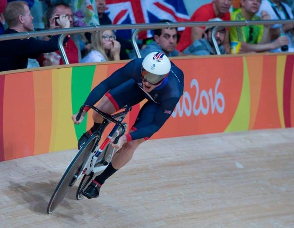 Sprint individual masculino Jason Kenny