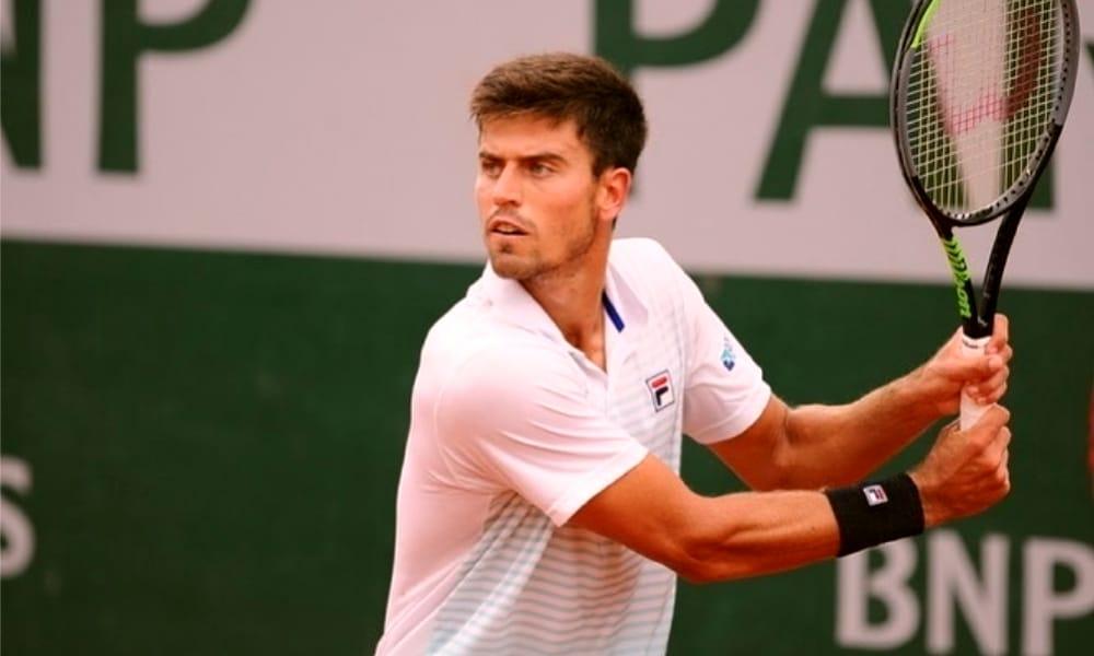 João Menezes - Felipe Meligeni - Roland Garros