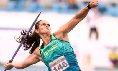 Laila Ferrer - Sul-Americano de atletismo
