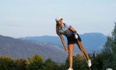 Luiza Altmann - Aberto da Itália de golfe feminino