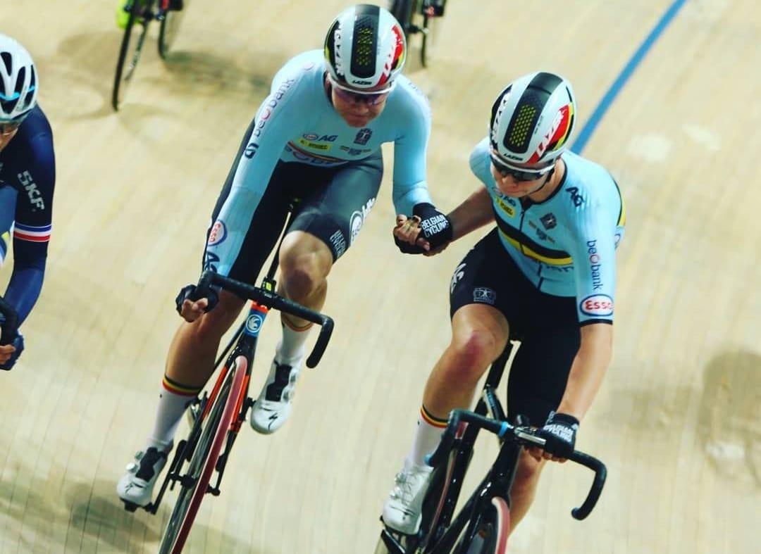 Madison feminino Bélgica