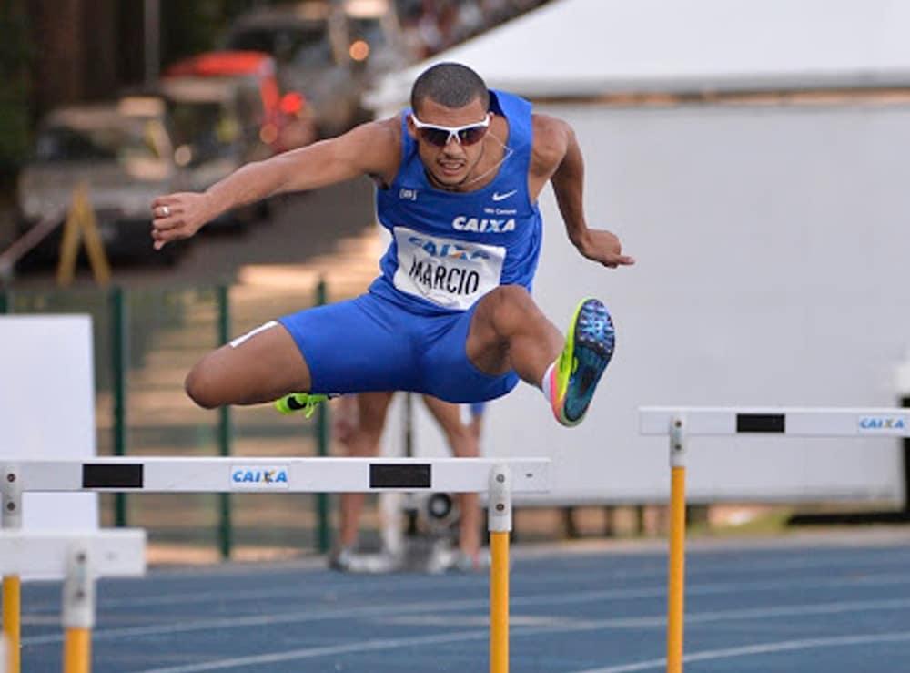Conheça mais sobre Márcio Teles, atleta do atletismo que defenderá o Brasil nos Jogos Olímpicos de Tóquio na prova dos 400m com barreiras