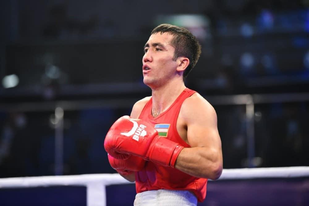Boxe Mirazizbek Mirzakhalilov