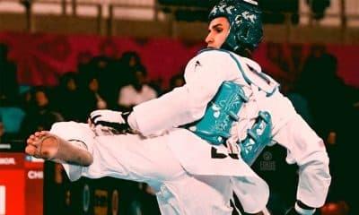 Pan-Americano de taekwondo - Netinho - Milena Titoneli - ícaro Miguel