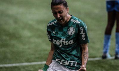 Palmeiras é o novo líder isolado do Brasileiro feminino