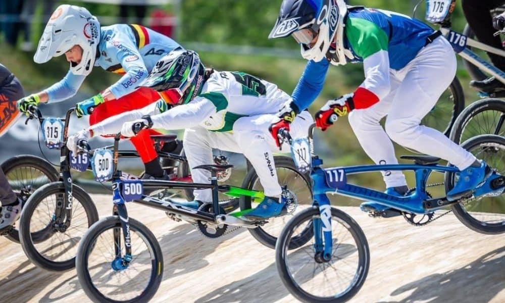 Renato Rezende Copa do Mundo de BMX
