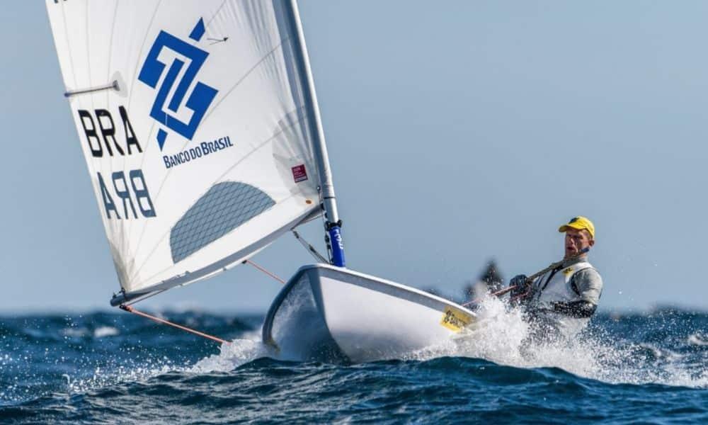 Robert Scheidt vela classe laser jogos olímpicos tóquio 2020