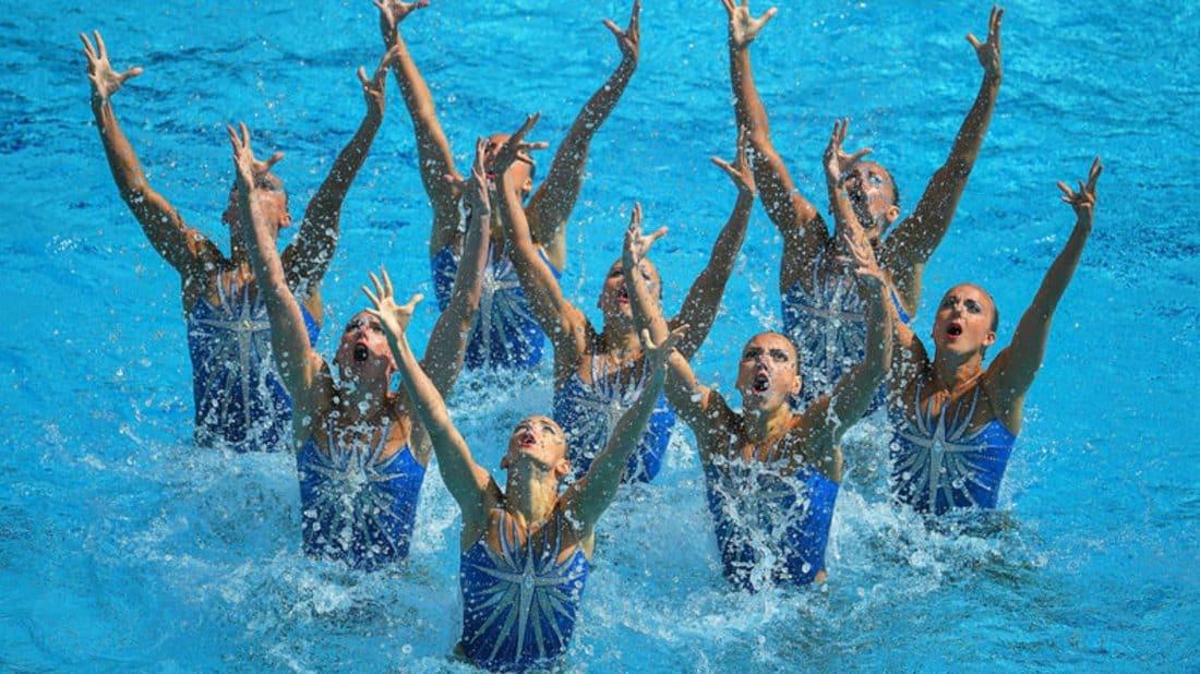 Equipes feminina Rússia