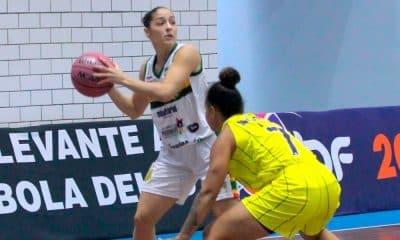 Sampaio Corrêa x Santo André - Liga de basquete feminino