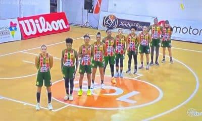 Sampaio basquete x LSB - LBF
