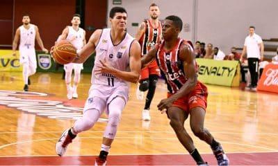 São Paulo e Minas - Semifinal do NBB