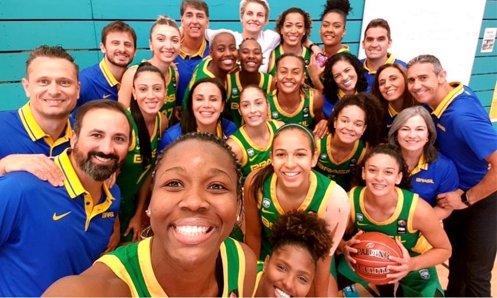 Seleção feminina de basquete - AmeriCup