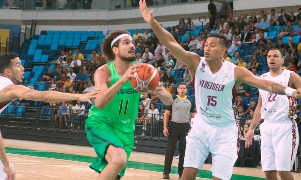 Pré-Olímpico de basquete - Tóquio 2020
