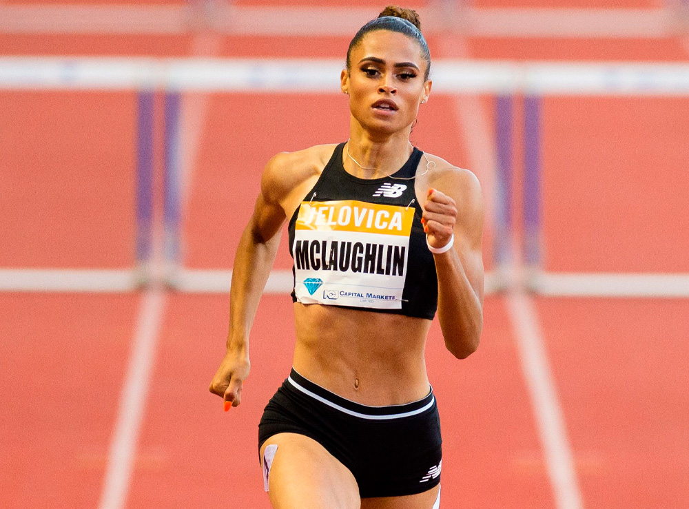Sydney McLaughlin