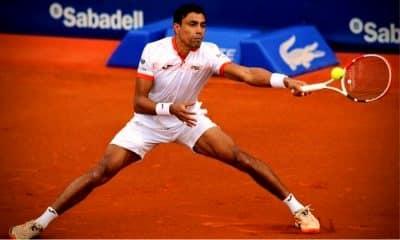Thiago Monteiro - Felipe Meligeni - Rafael Matos - Masters 1000 de Roma