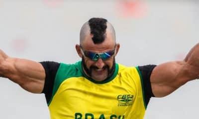 Isaquias Queiroz - Copa do Mundo de canoagem velocidade - Fernando Rufino