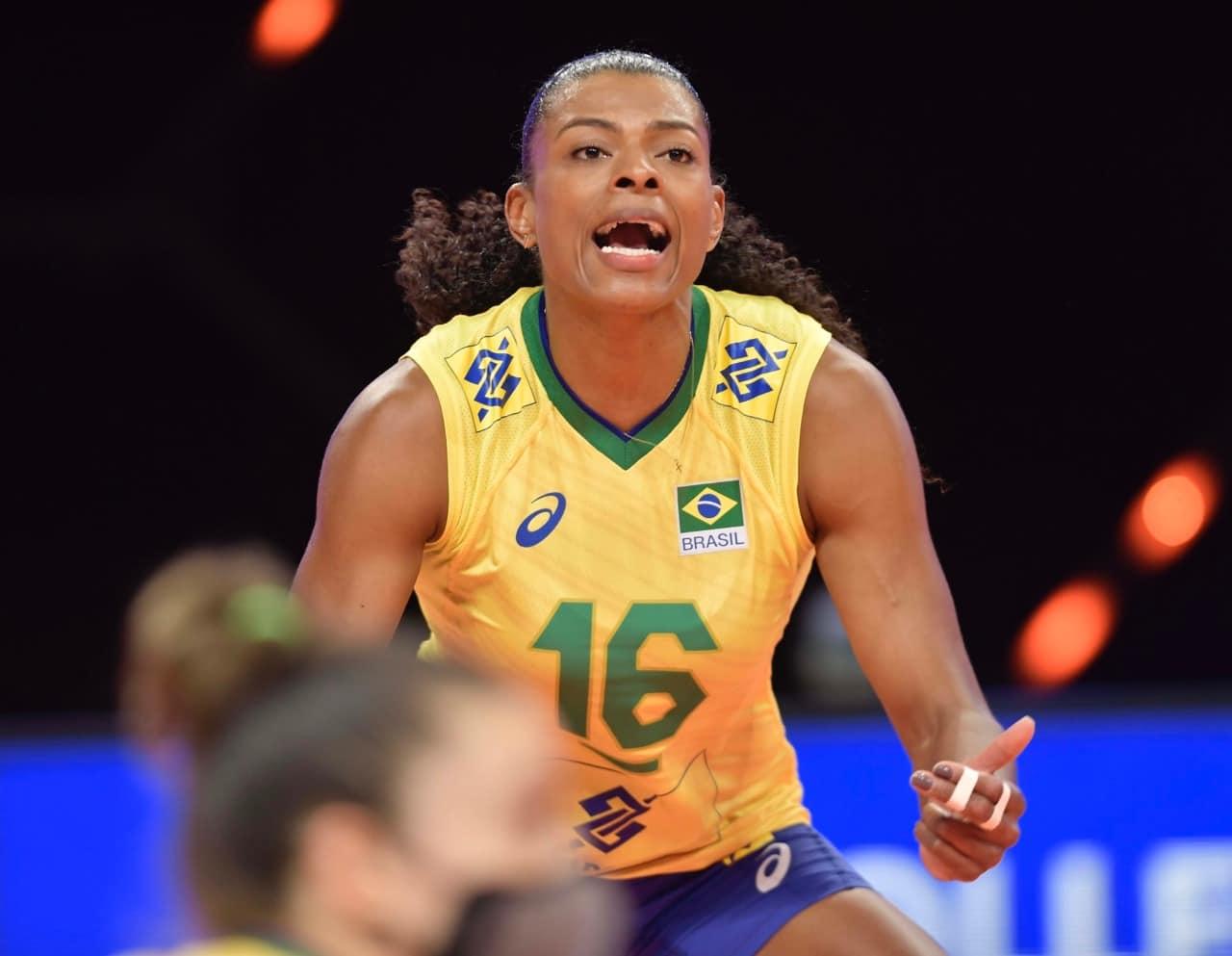 Brasil x Canadá - Liga das Nações