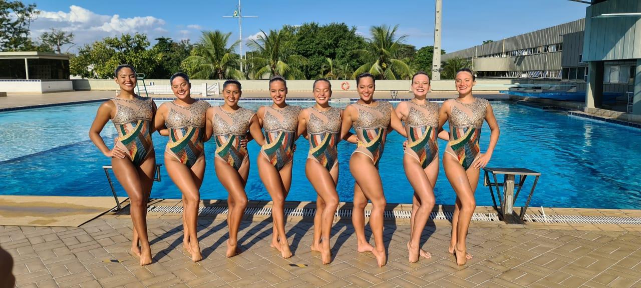 nado artístico Pan-Americano Junior