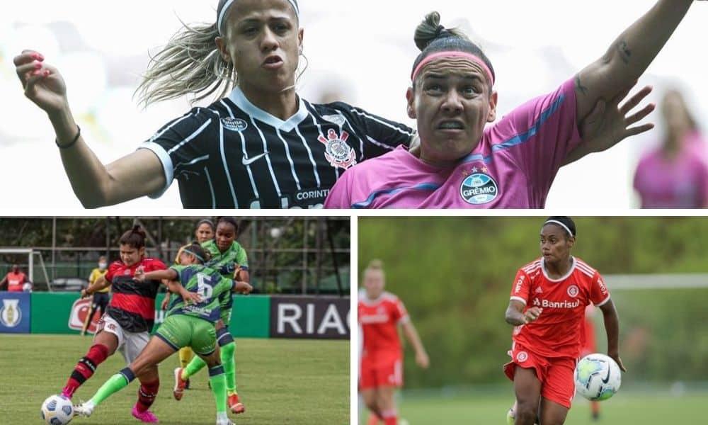 ao vivo campeonato brasileiro de futebol feminino
