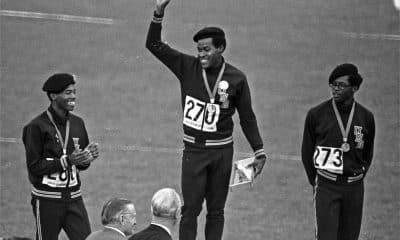 Lee Evans atletismo racismo