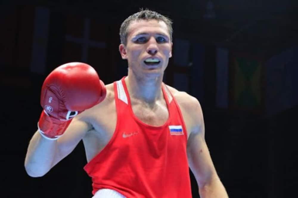 Boxe Andrey Zamkovoy