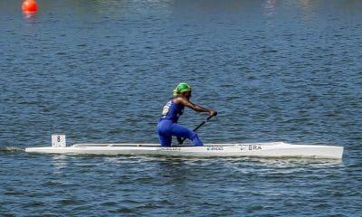Valdenice Conceição Pré-Olímpico canoagem velocidade vagas Olimpíada