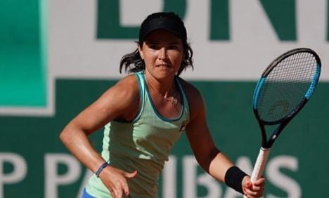 Gabriela Cé vice tênis duplas ITF de Oeiras Roland Garros
