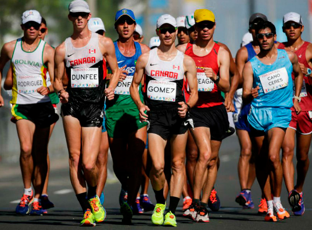 marcha atlética 20km masculina