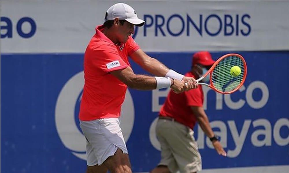 Orlando Luz ITF tênis