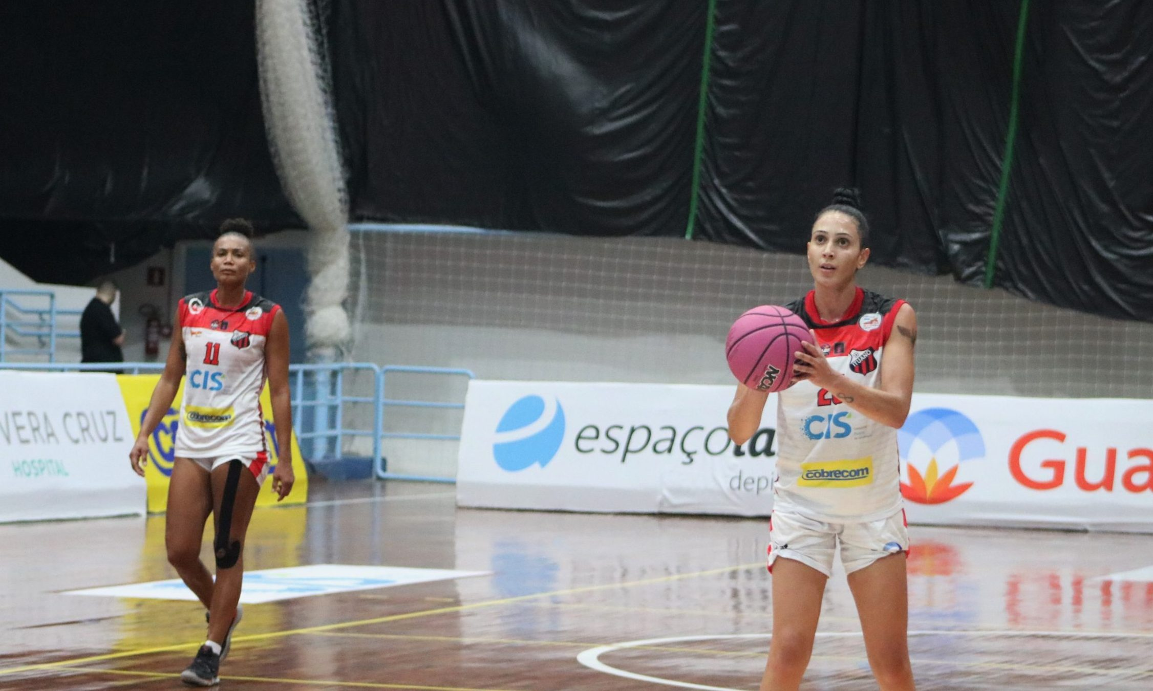 Patty Teixeira Ituano Araraquara LBF