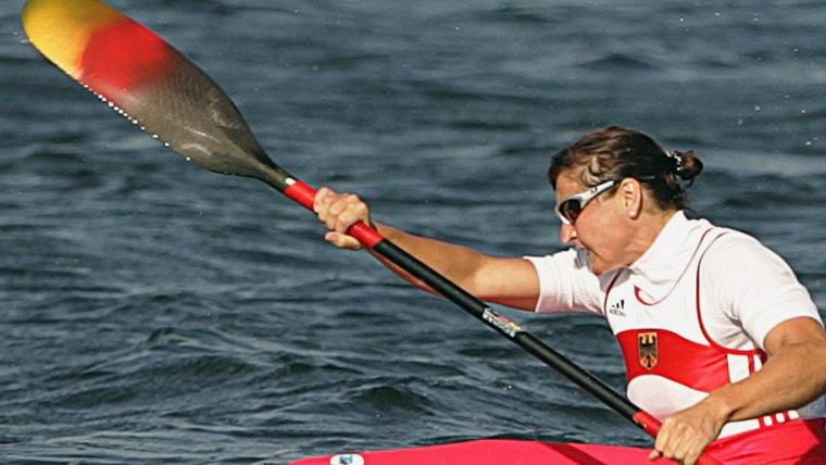 Birgit Fischer-Schmidt canoagem velocidade