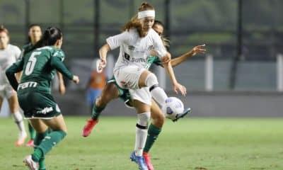 Santos Palmeiras Brasileiro Feminino