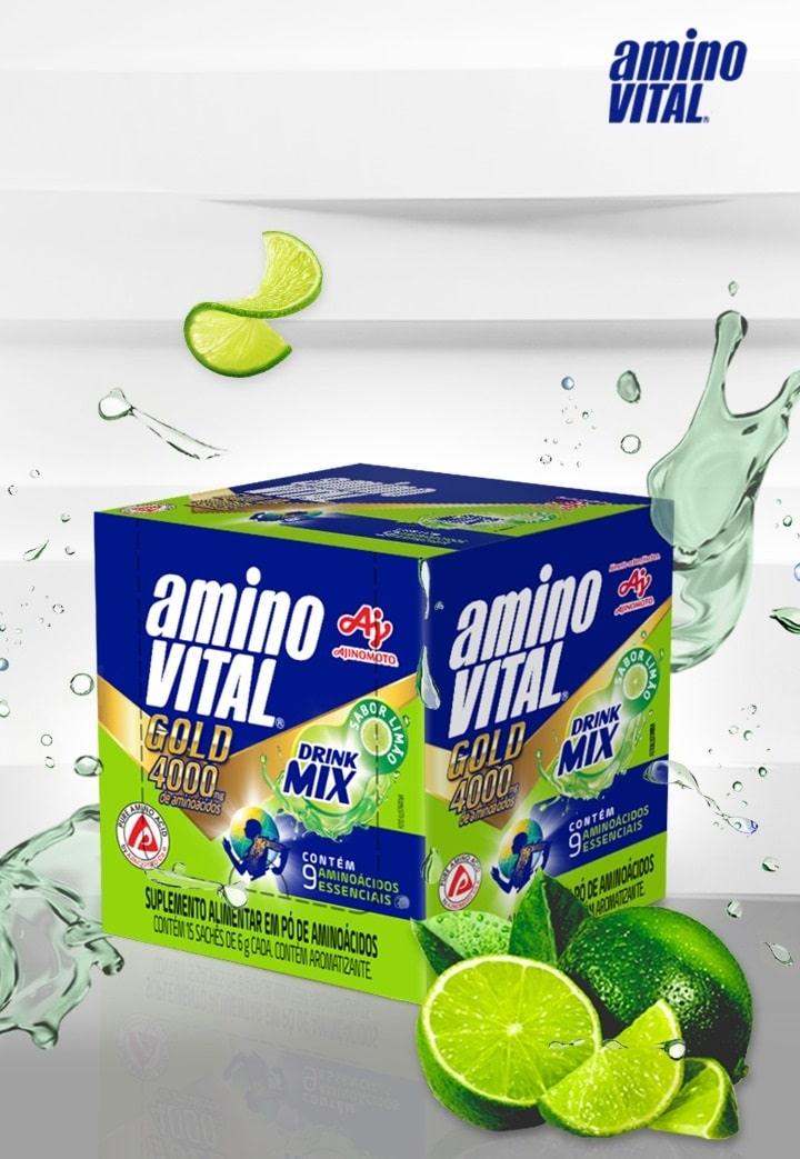 Ajinomoto aminoVITAL Gold Drink Mix