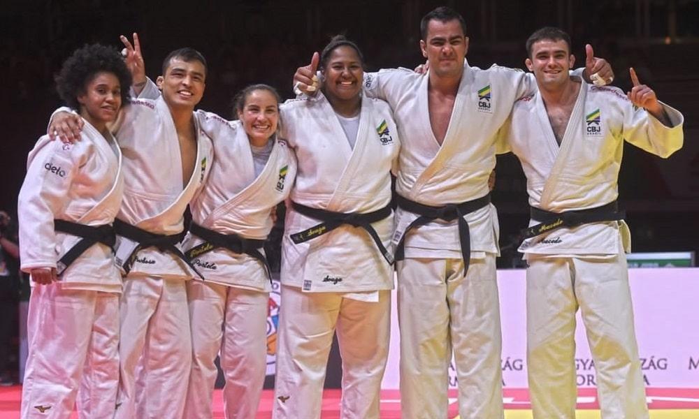 Judô Brasil Mundial