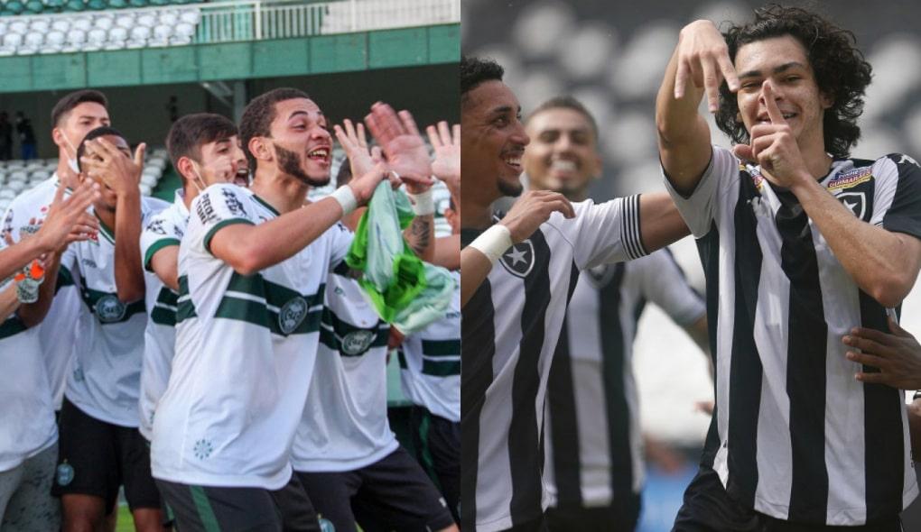Copa do Brasil Sub-20 Coritiba x BOtafogo - Final