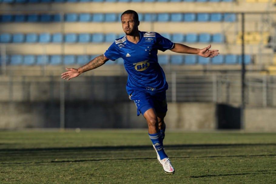 Cruzeiro goleou o Fortaleza pela estreia no Brasileiro Sub-20