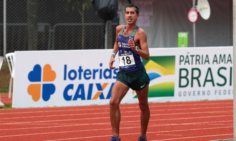 Caio Bonfim Troféu Brasil