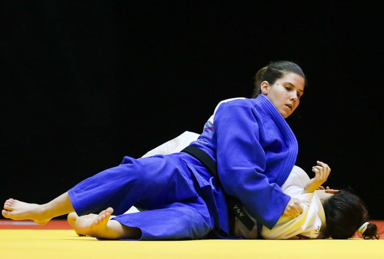 Nesse sábado (18), no  BSA Grand Prix  em Warwick, Inglaterra, Lúcia Araújo venceu a categoria até 57kg e se garantiu nos Jogos Paralímpicos de Tóquio 2020