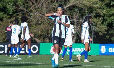 Grêmio e Napoli-SC - Brasileiro Feminino