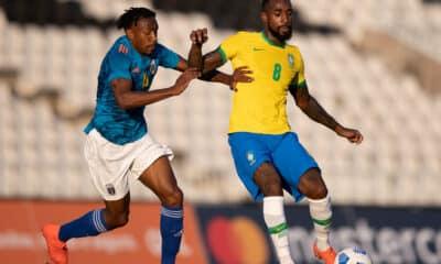 Brasil x Cabo Verde