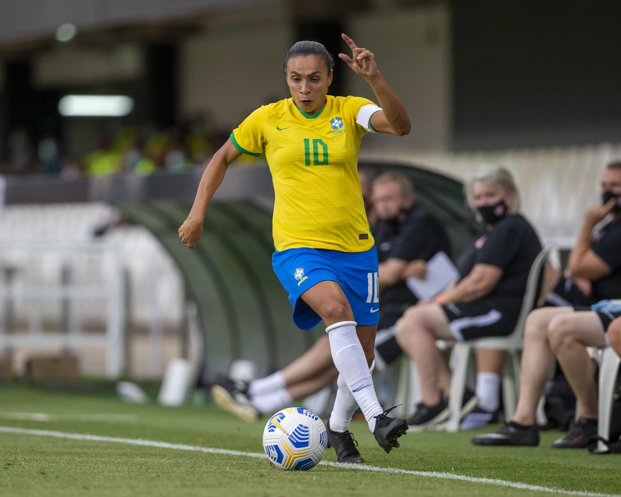 Brasil seleção brasileira feminina