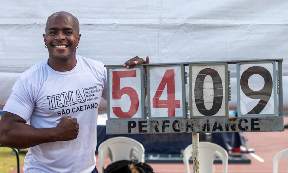 João Victor Teixeira seletiva paralímpica de atletismo