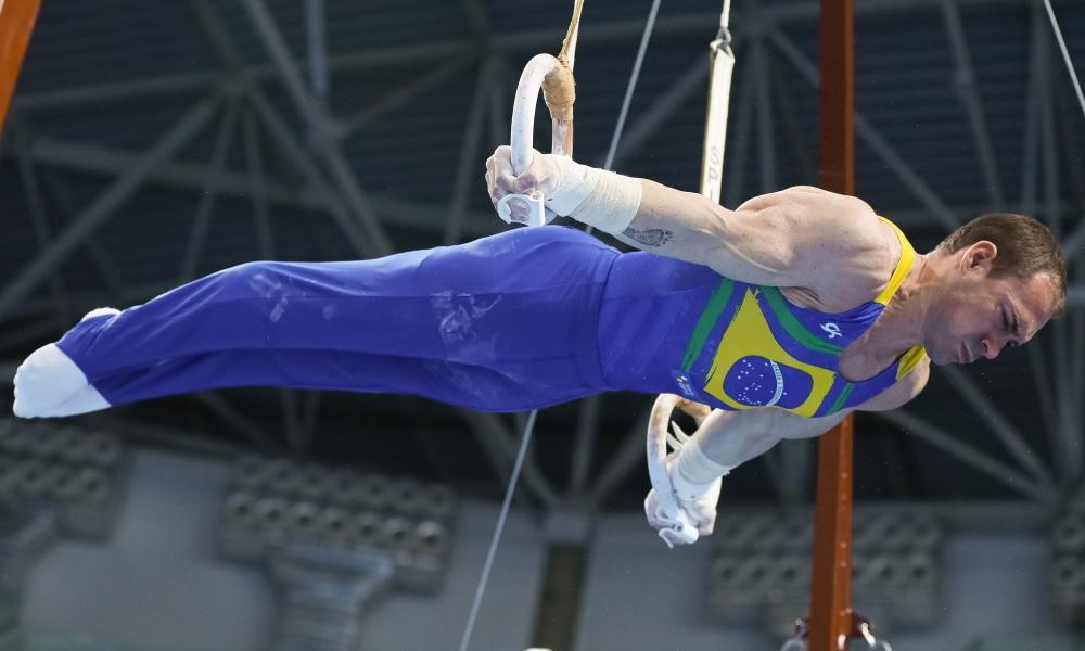Arthur Zanetti - Seleção de ginástica artística - Tóquio