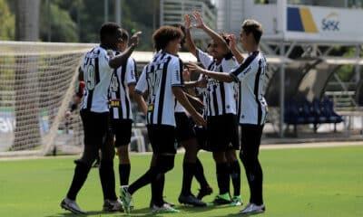 Atlético-MG x Fortaleza - Brasileiro Sub-17