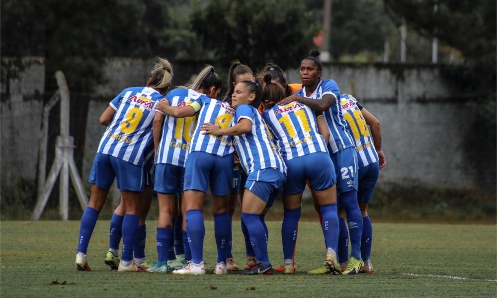 Avaí/Kindermann - São José - Corinthians - Brasileiro Feminino